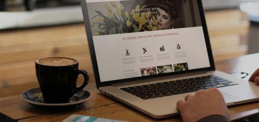 web-project-header
