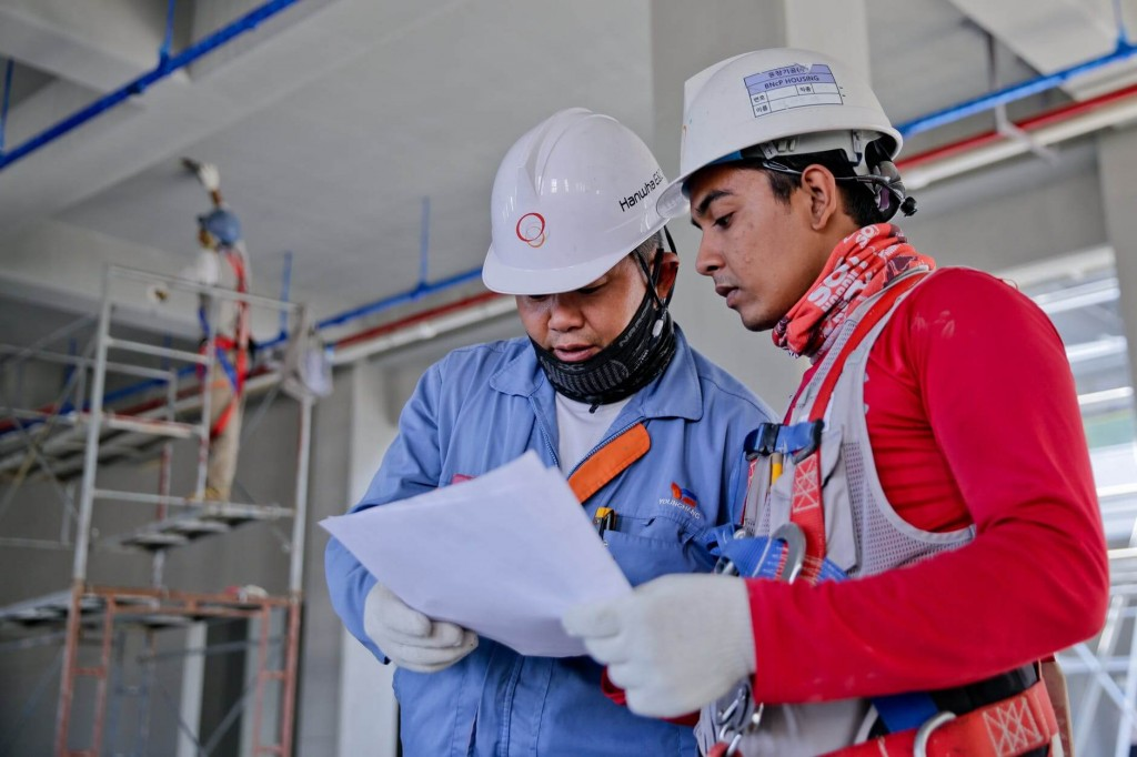 zasady bezpieczeństwa w zakładzie pracy