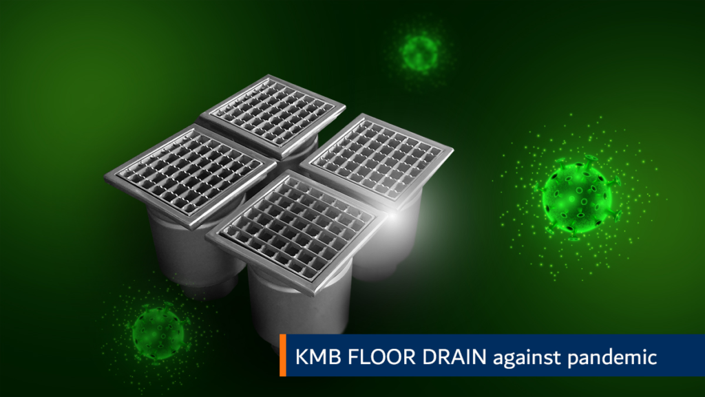 KMB STEEL PRODUCT przeciwko pandemii